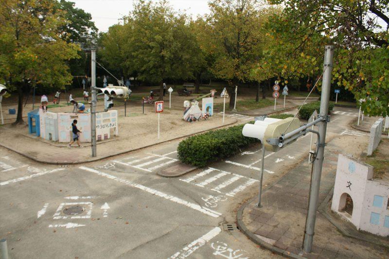久保公園(交通公園)