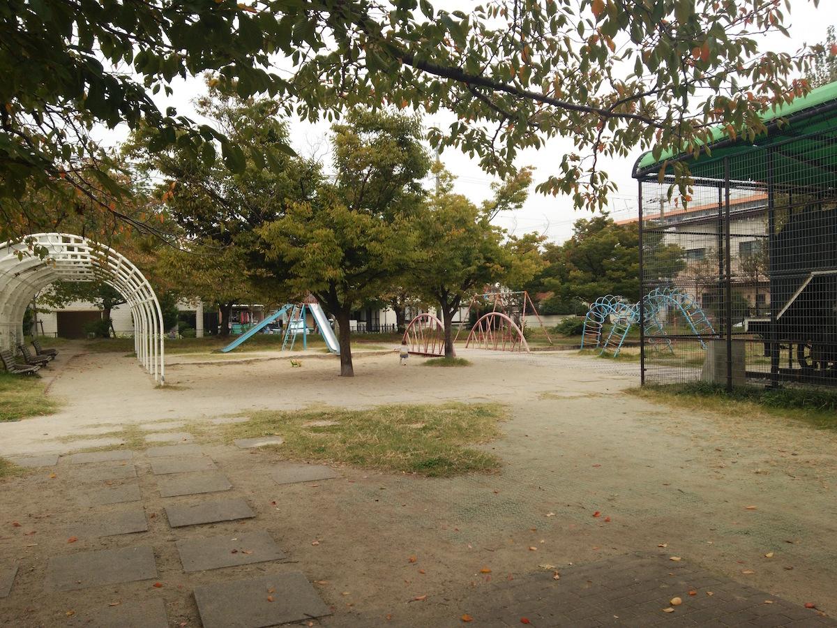 月見里公園