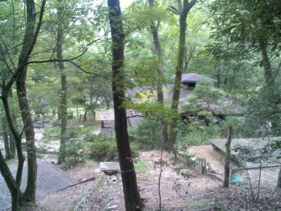 社家郷山キャンプ場