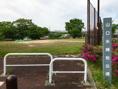 山口夫婦松公園