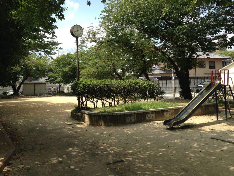 産所公園・産所(児童)公園