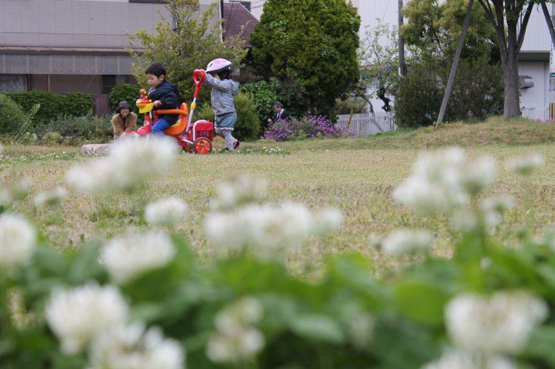 六湛寺南公園