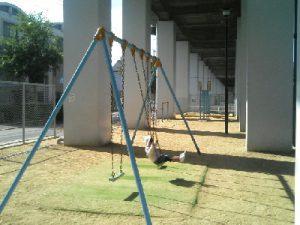 新幹線高架下6号児童遊園