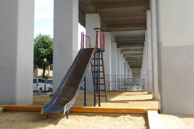 新幹線高架下5号児童遊園