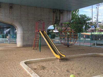 門戸高架下東児童遊園