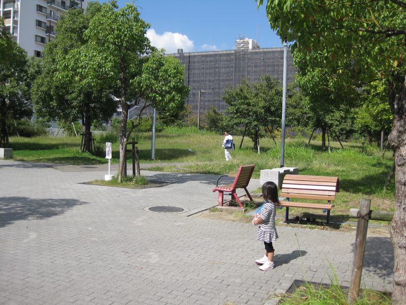 高須東公園 さくらの広場