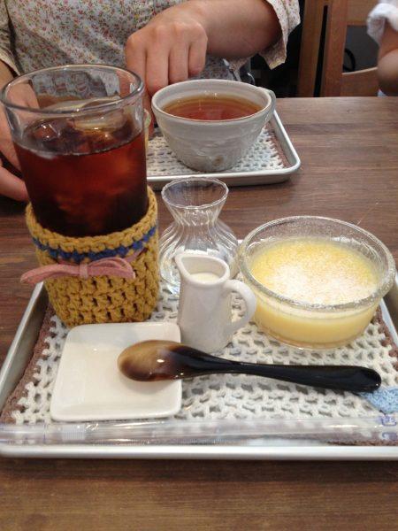Petit Café  aoi  tori(青い鳥)