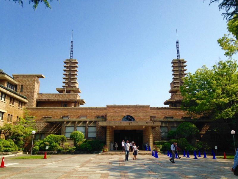 武庫川学院上甲子園キャンパス 武庫川女子大学 甲子園会館
