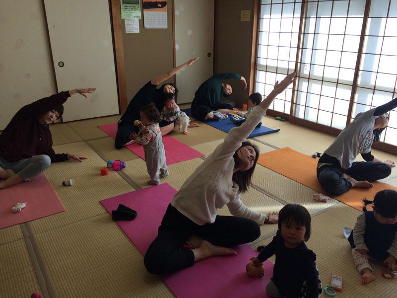 pomo yoga